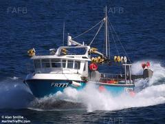 Alert FR 777 &  License To Fish.