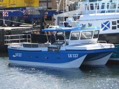 New build catamaran