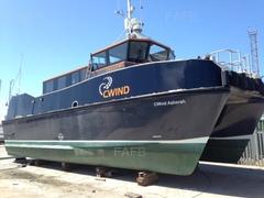 16.5M Crew transfer vessel