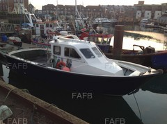 Bullet 33 Ideal fast fishing, survey/dive boat New 5 year MCA safety certificate