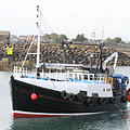 WOOD TRAWLER