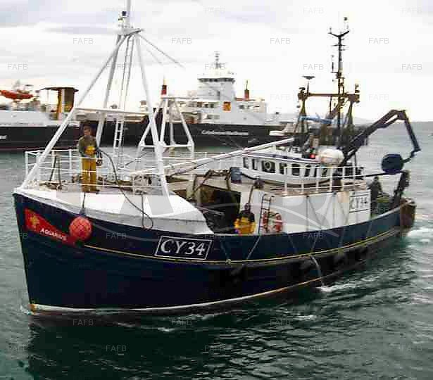 Trawler, Gerards of Arbroath - picture 1