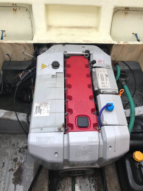 279 HP Steyr Marine Engine for sale - picture 1