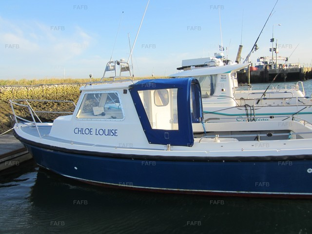 Duver 23 Sport Fishing Boat - picture 1