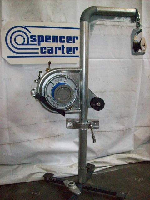 Hydraulic Crab Pot Pullers : Spencer carter hydraulic crab pot hauler