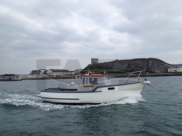 Tamar 2000 GRP Hull - picture 1