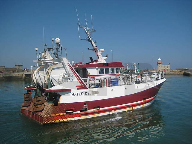 Steel freezer trawler - picture 1