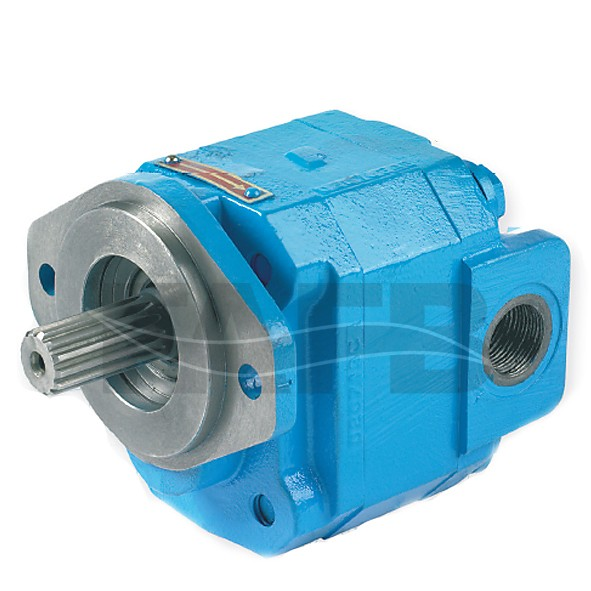 Permco cast iron gear pumps - picture 1