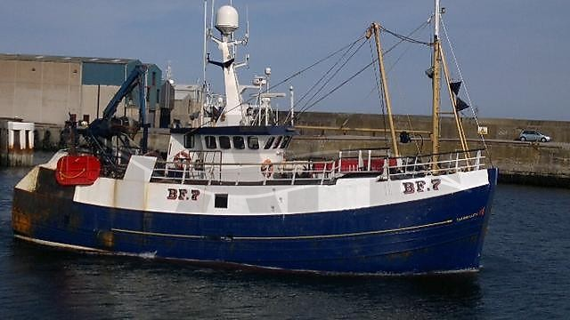 Wooden trawler - picture 1