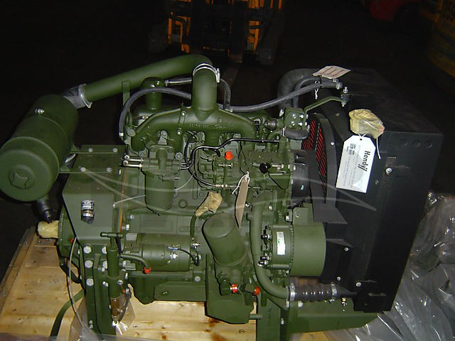 FORD FSD425 ENGINE - picture 1