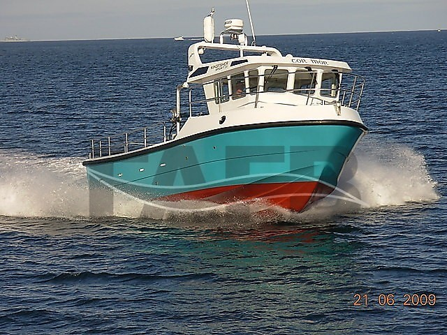 Seahawk Workboats K31 fastcatch - picture 1