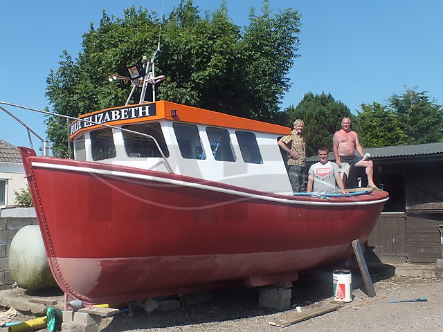 ex ships lifeboat - picture 1