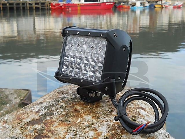 72 WATT LED FLOODLIGHTS - picture 1