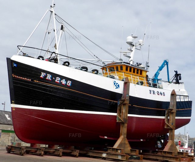 Trawler, Forbes Sandhaven - picture 1