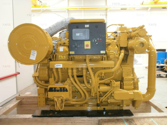 NEW AND REBUILT CATERPILLAR MARINE ENGINES FOR SALE - picture 1
