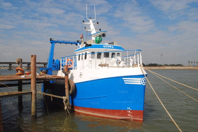 new steel trawler surplus to requiremnets - picture 1