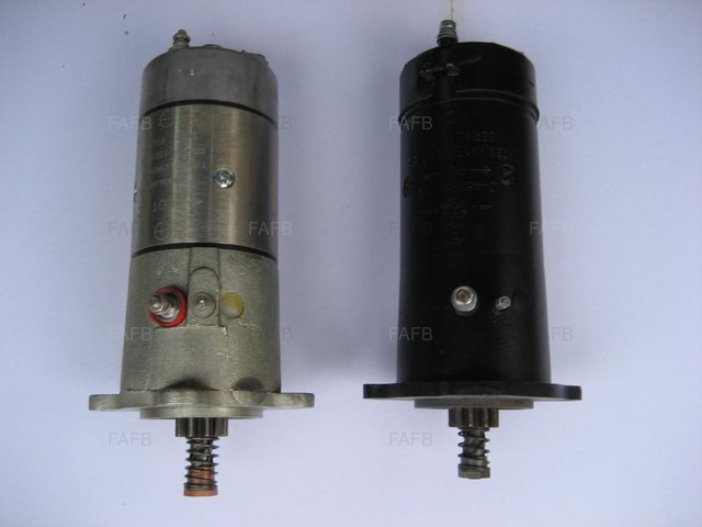 Starter Motors to fit Fords. Marine & Industrial. - picture 1