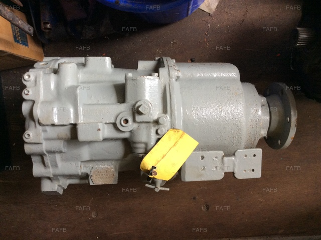 BorgWarner velvet drive 73c gearbox 3:1 reduction. - picture 1