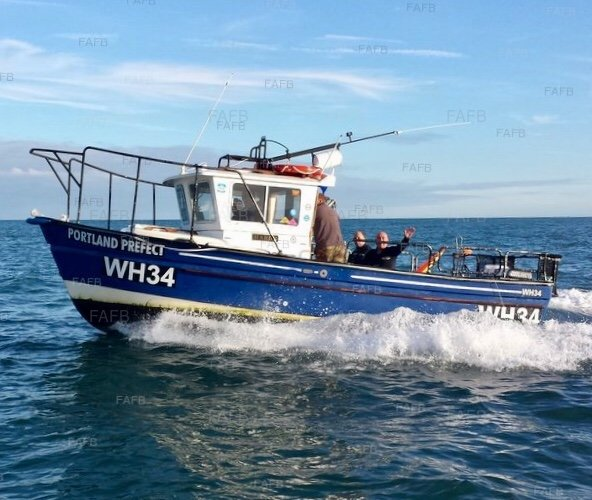 Hardy 24 fast fisher - picture 1