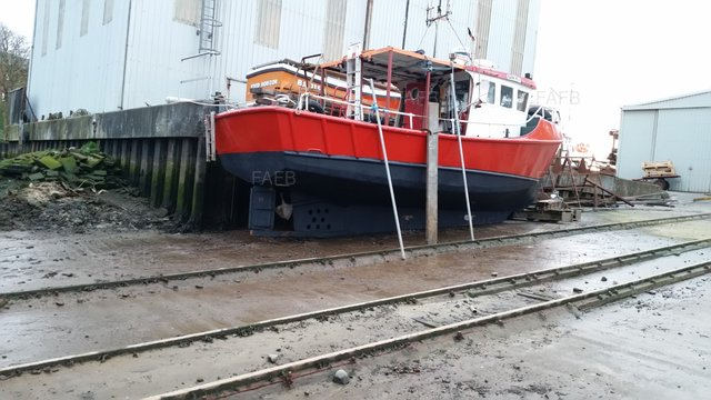 steel workboat - picture 1
