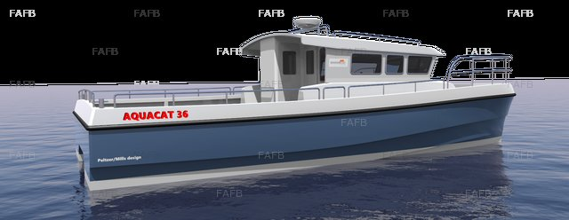 Aquacat 11mtr catamaran - picture 1