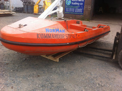 NORMAR 4.25 - EX OFFSHORE RESCUE BOAT - ID:71488