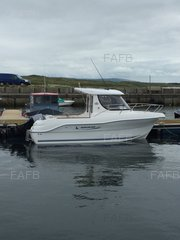 Quicksilver 580 Pilothouse - - - ID:88739