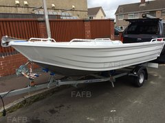 Aluminium Fast Fisher 4.2 - Molly - ID:87261