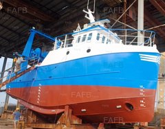 new steel trawler surplus to requiremnets - kedma - ID:79221