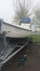 19FT ORKNEY FAST LINER COMMERCIAL - EWOYN - ID:78700