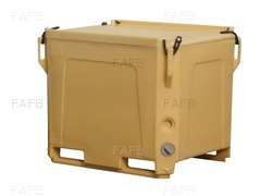 310 Ltr Insulated Fishtub WITH LID - ID:76590