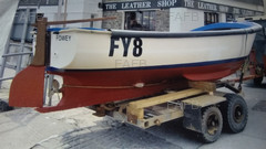 16' PLYMOUTH PILOT - SEA SPRAY FY8 - ID:79184