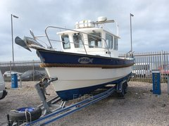 Hardy 24 fisher long wheelhouse - Griff-fish - ID:83482