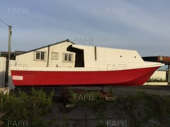 Procharter P3 - Procharter P3 kit boat part built - ID:94253