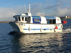 Sutton work boat catamaran - Suzie p ph9 - ID:81927