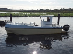 PATRIOT MULTI PURPOSE WORK VESSEL - PATRIOT 600/700 Commercial Fishing Vessel  Basic Spec See description - ID:87469