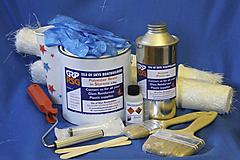 FIBREGLASS STARTER KIT (2 SQ M) - ID:28555