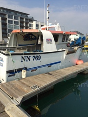 Sutton work catamaran - Anderida  - ID:77187