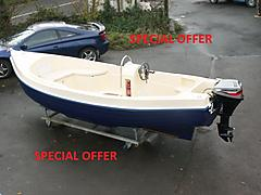 Outhill Boatbuilders - Ranger 17 outboard - ID:46508