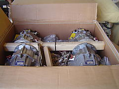 BRAND NEW ZF85IV GEARBOXES - ID:53599
