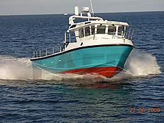 Seahawk Workboats K31 fastcatch - Kingfisher Fastcatch - ID:61856