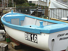 18ft plymouth pilot - stacey ann - ID:64660