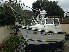 Orkney Dayangler 21 - Arden Lady 2 - ID:64722