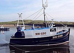 Eyemouth Boatbuilding Co - Star Divine  BH 230 - ID:66028