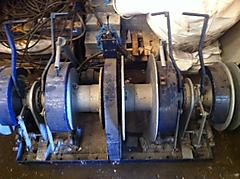 Two four drum winches for sale - ID:66140