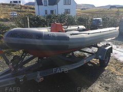 4 metre Searider - None - ID:93567