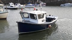 Humber work boat 20ft - freyja - ID:94874