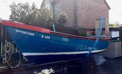 19ft delta quay fisher - Opportune - ID:87106