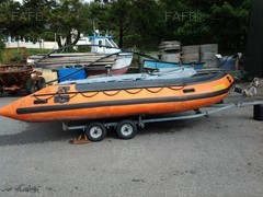 Inflatable boat - INFLATABLE - ID:72326