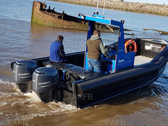 Seaviper II HDPE workboat new builds - Bare Boat  - ID:88242